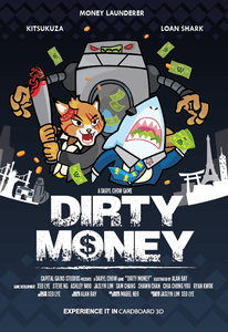 Dirty Money: The Money Laundering Game