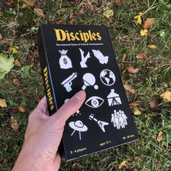 Disciples the Game