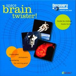 Discovery Channel Space Brain Twister!