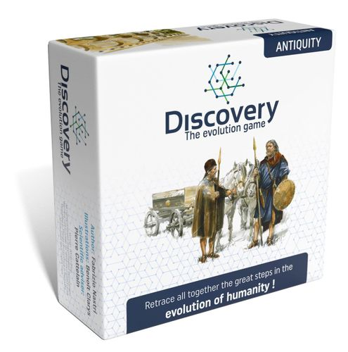 Discovery: The Evolution Game – Antiquity