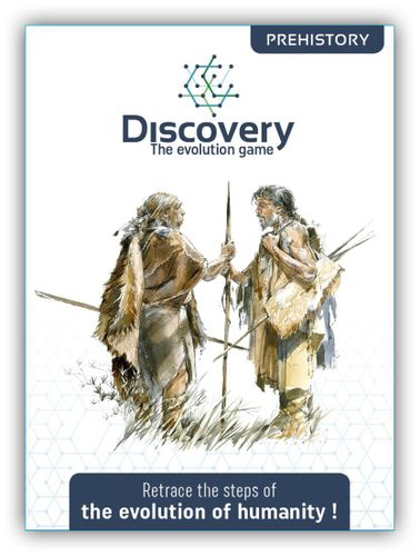 Discovery: The Evolution Game – Prehistory