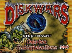 Diskwars: Orcs of The Broken Plain