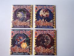 Diskwars: The Wastelands Reinforcement Pack