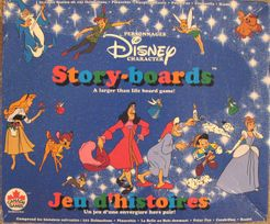 Disney Character Story-Boards