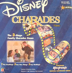 Disney Charades Game