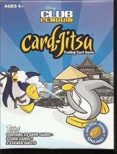 Disney Club Penguin Trading Card Game