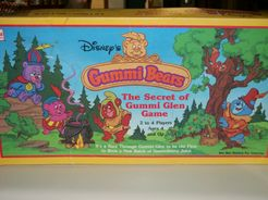 Disney Gummi Bears: The Secret of Gummi Glen Game