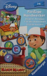 Disney Handy Manny: Fleißige Handwerker