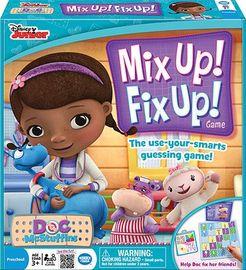 Disney Junior Doc McStuffins Mix Up! Fix Up!
