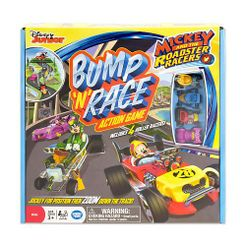 Disney Junior Mickey and the Roadster Racers Bump 'N' Race Action Game