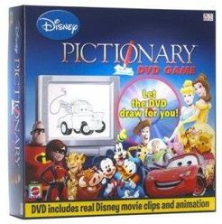 Disney Pictionary DVD Game