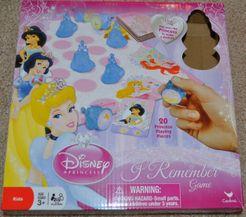 Disney Princess I Remember Game