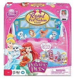Disney Princess:  Palace Pets Royal Pet Salon