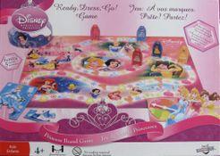 Disney Princess Ready, Dress, Go!
