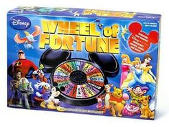 Disney Wheel of Fortune