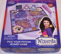 Disney Wizards of Waverly Place Pick Your Potion