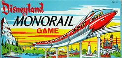 Disneyland Monorail Game