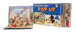 Disneyland Pop-Up Race Game