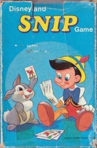 Disneyland Snip Game