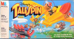 Disney's Talespin Game