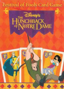 Disney's The Hunchback of Notre Dame Festival of Fools Card Game