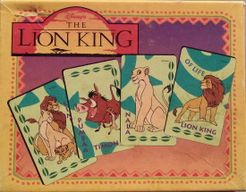 Disney's The Lion King Circle Of Life Card Game