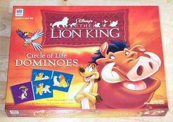 Disney's The Lion King Circle of Life Dominoes