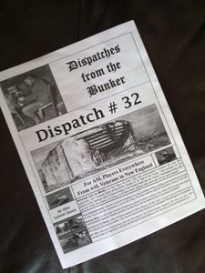 Dispatches from the Bunker #32