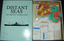 Distant Seas: The Merchant Marine Game