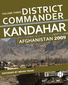 District Commander Kandahar