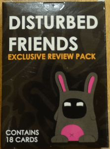 Disturbed Friends: Exclusive Review Pack