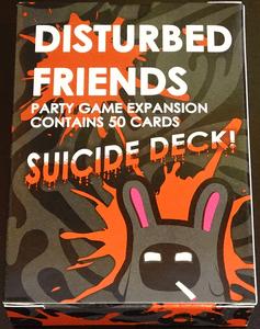 Disturbed Friends: Suicide Deck