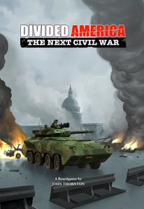 Divided America: The Next Civil war