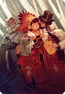 Dixit: Candide Promo Card