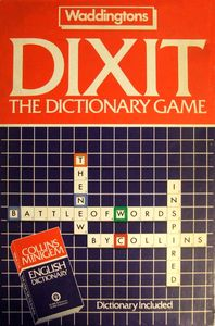 Dixit: The Dictionary Game