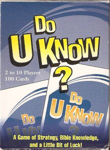 Do U Know?