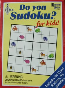 Do You Sudoku? Game for Kids