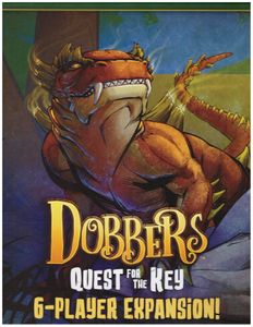 Dobbers: Quest for the Key – 6 Player Expansion!