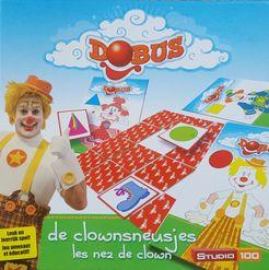 Dobus: de clownsneusjes