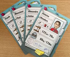 Doctor Panic: Promo Cards
