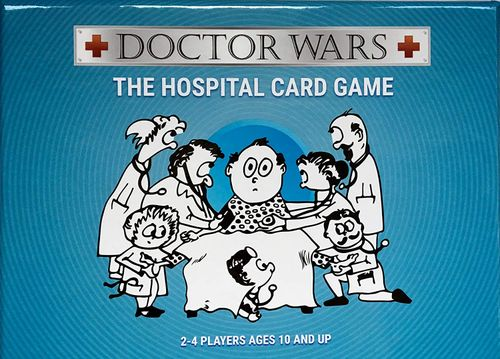 Doctor Wars: The Hospital Card Game