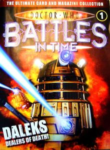 Doctor Who Battles in Time