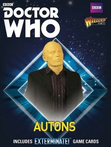 Doctor Who: Exterminate! The Miniatures Game – Autons
