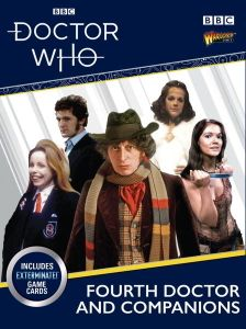 Doctor Who: Exterminate! The Miniatures Game – Fourth Doctor and Companions