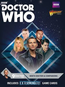 Doctor Who: Exterminate! The Miniatures Game – Ninth Doctor & Companions