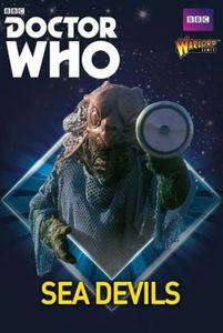 Doctor Who: Exterminate! The Miniatures Game – Sea Devils