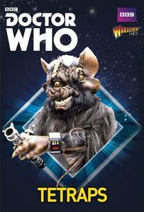 Doctor Who: Exterminate! The Miniatures Game – Tetraps