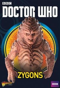 Doctor Who: Exterminate! The Miniatures Game – Zygons