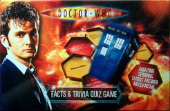 Doctor Who: Facts & Trivia Quiz Game
