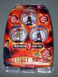 Doctor Who Micro-Universe